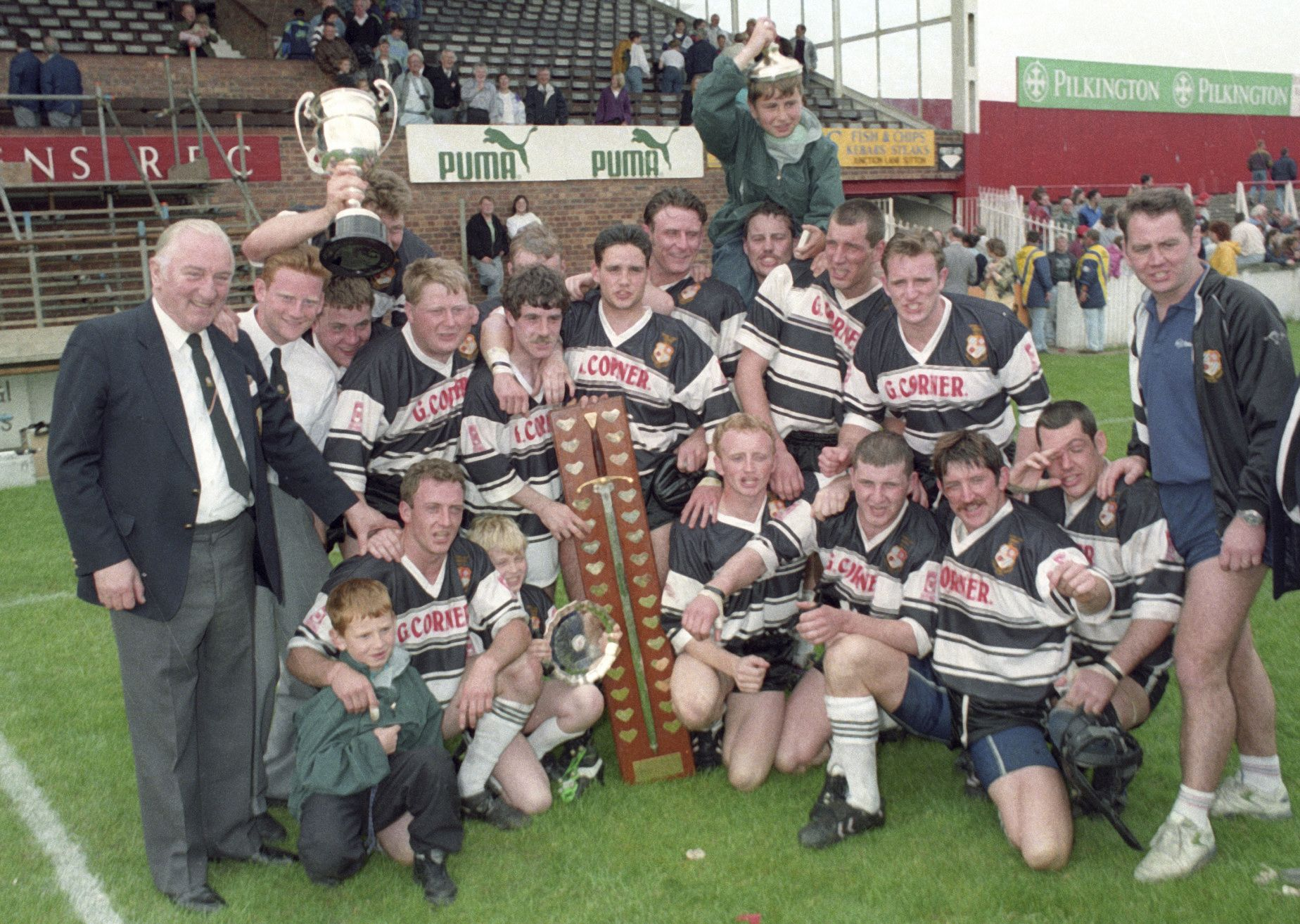 REUNION 25 YEARS ON FROM BEST SEASON EVER