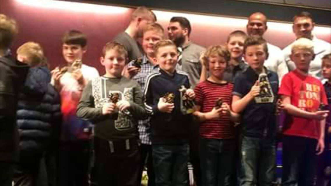 U10s SAVOUR SPECIAL VICTORY
